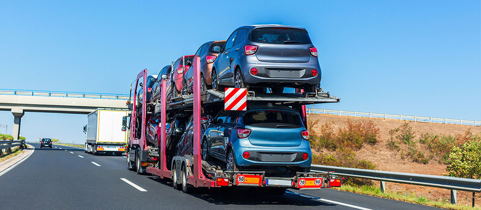 Safe & Economical Car Transport from Bangalore
